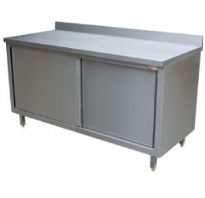Meuble inox pour food truck