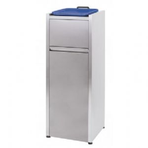 Poubelle snack inox 110 Litres CASSELIN