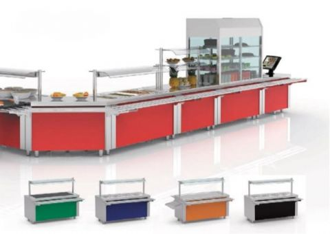 Self-service modulaire ERATOS