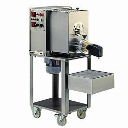 Machine à pâtes fraîches automatique 18Kg/h DIAMOND